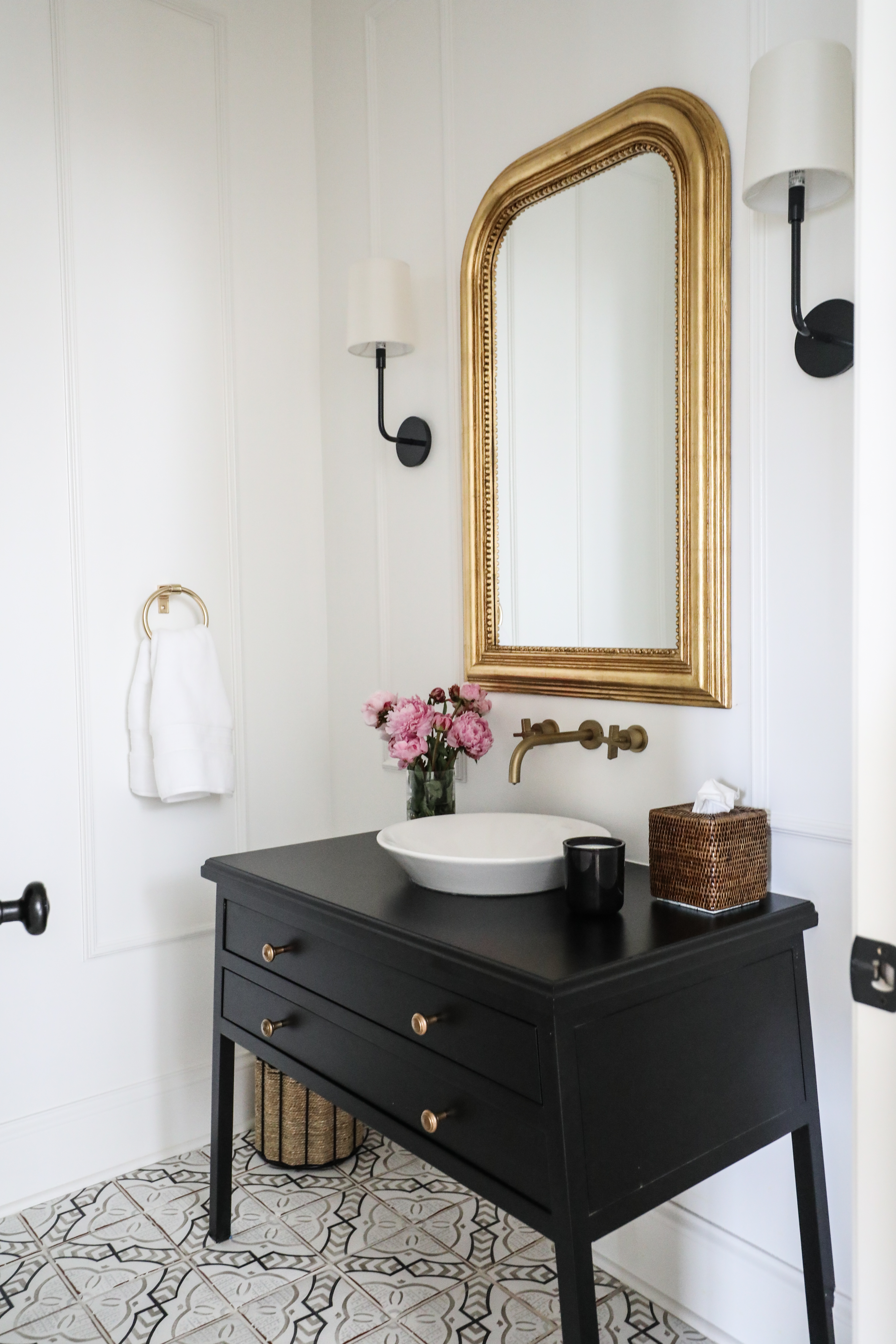 . Bath   Park and Oak Interior Design